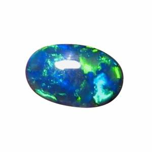 Australian black opal stone for sale